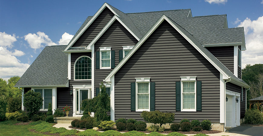 Markey Home Remodeling specializes in insultated vinyl siding for NJ homes.